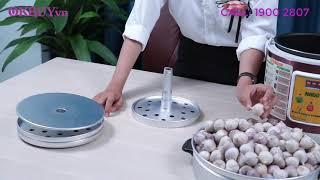 Video hướng dẫn sử dụng nồi làm tỏi đen gia đình Nhật Bản Nikio NK-695