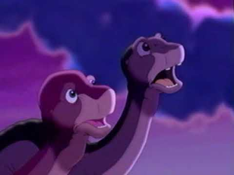 opening to the land before time 2003 vhs