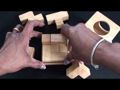 103 Würfelpuzzle