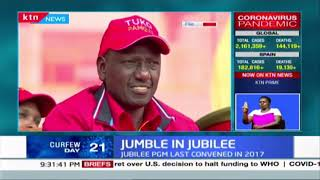 Wrangles within Jubilee continue as some members plead with President Uhuru to call urgent meeting