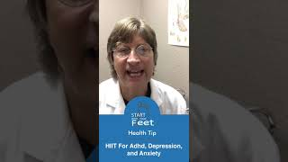 HIIT For ADHD, Depression, and Anxiety