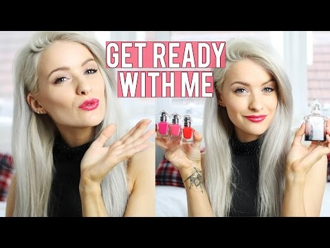Get Ready With Me: Guerlain First Impressions | Inthefrow Ad