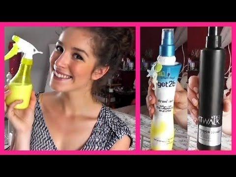 Salzspray DIY und Vergleich ♥ Sommerbeauty Teil 7