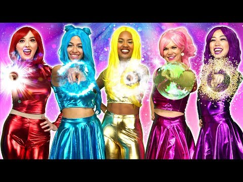 Download THE SUPER POPS: POP STARS WITH SUPERPOWERS. (Season 1 Episode 1) Totally TV Originals Mp4 HD Video and MP3