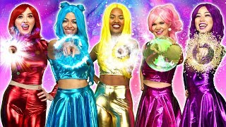 THE SUPERPOPS: POP STARS WITH SUPERPOWERS. (Season 1 Episode 1) Totally TV Originals