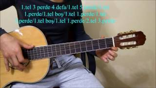 Duman-Herşeyi Yak Gitar Solo