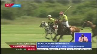 Fawcus and Annesley cup polo championships kicks off at manyatta polo club in Gilgil