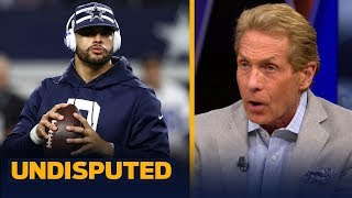 Skip Bayless weighs in on Dak reportedly not responding to Cowboys' offer | NFL | UNDISPUTED
