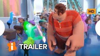 WiFi Ralph |  Teaser Trailer Dublado