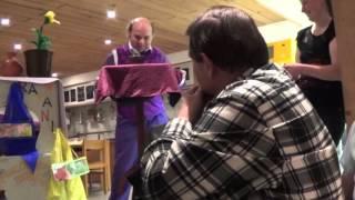 Ramani / Zauberer, Komischer Kellner, Clown video preview
