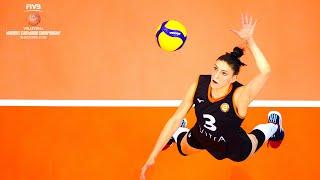 Brilliant Boškovic beats Igor Gorgonzola Novara | Top Scorer | Women's Volleyball Club World Champs