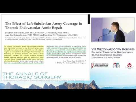 Nie należy obawiać się przykrywania stentgraftem podczas zabiegów TEVAR tętnicy podobojczykowej - PRO