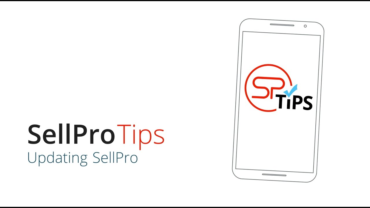 Updating SellPro
