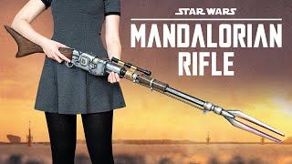 Building a Mandalorian Amban Rifle - Star Wars Replica