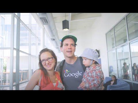 , title : 'Google interns' first week