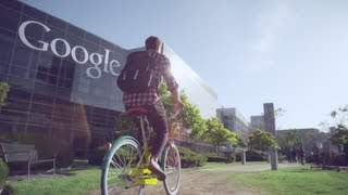 Google interns' first week