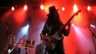 Raimundo Amador and Mingo & The Blues Intruders at Mijas Blues festival, Spain