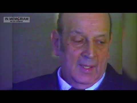 video In Memoriam de un Chileno. capítulo 2: Raúl Rettig y José Donoso