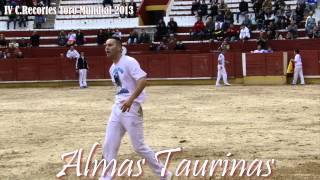preview picture of video 'concurso recortes IV Toro mundial Guadalajara 9-3-2013'