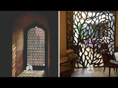 main entrance laser cut | pintu minimalis | desain pintu | pintu laser metal | by argonesia