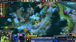 [ASUS Play It] Alliance vs LemonDogs G2  - Dota 2 FR