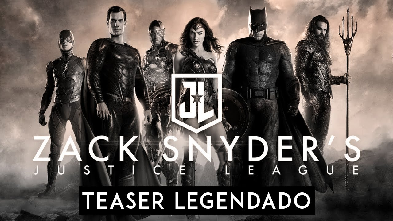 Saiu! Primeiro trailer da Liga da Justiça de Zack Snyder revelando Darkseid