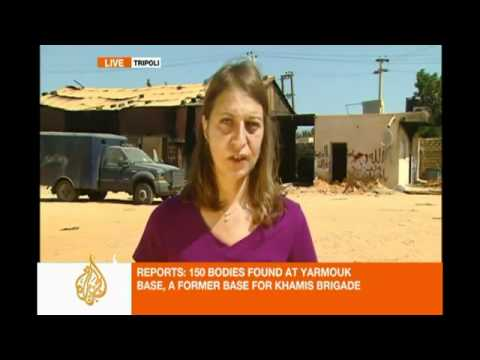 Download AJE: Zeina Khodr Reports The Latest From Southern Tripoli HD Mp4 3GP Video and MP3