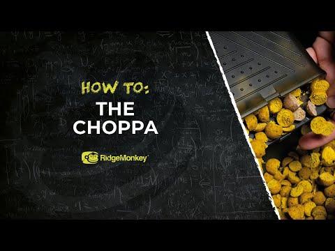 RidgeMonkey Choppa Boilie Cutter