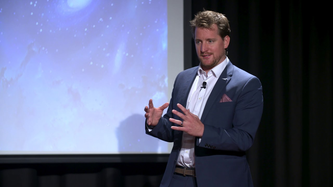 Extraterrestrials - Why They're Almost Certainly Out There...   Chris Crowe   TEDxJohnLyonSchool