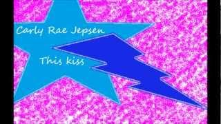 Carly Rae Jepsen - This Kiss Lyric Video - Video Youtube