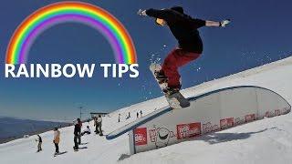Rainbow Box Tips - Snowboarding Trick Tutorial