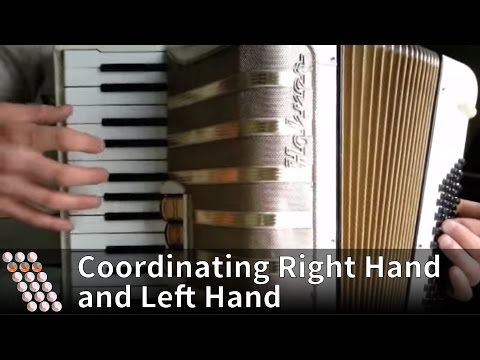 Download Accordion Tutorial How To Coordinate Right Hand And