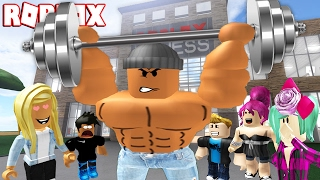 STRONGEST ROBLOX PLAYER EVER