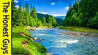 9 Hours Nature Sounds River In The Shire Relaxation No Music Sleep Study Meditation