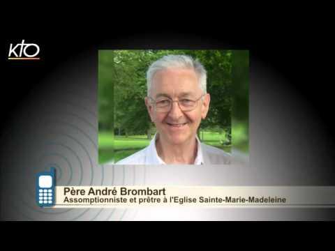 #PrayForBrussels : Père André Brombart