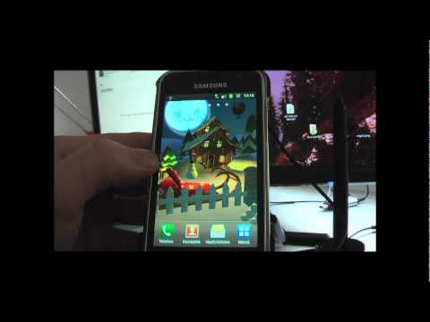 Video of 3D Happy X-Mas Lite