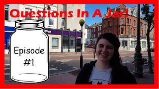BRAND NEW! Questions In A Jar Pilot Episode