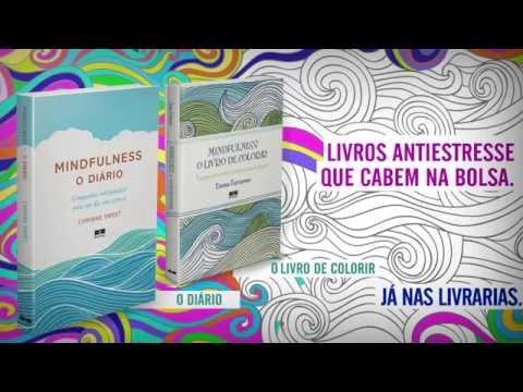 Mindfulness: O livro de colorir e O Diário