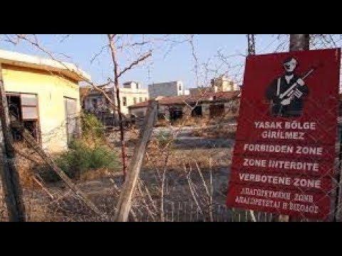 Yasakları Hiçe sayıp Kıbrıs'ta Hayalet Şehir ve Barnabas mezarında gizli girmek