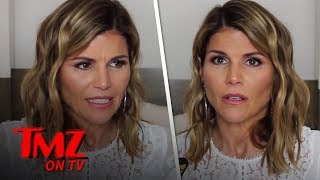 Lori Loughlin Banished From Hollywood | TMZ TV