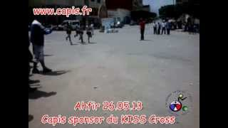 preview picture of video 'ahfir KISS Cross 2013'