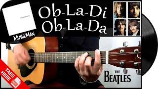 Ob-La-Di Ob-La-Da ⬜ - The Beatles / MusikMan #149