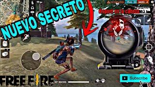 ¡EL SECRETO PARA DAR HEADSHOT CON MIRA (DEFECTO)! // FREE FIRE