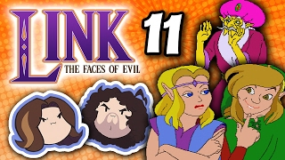 Link: The Faces of Evil: The Impossible Door With Teeth - PART 11 - Game Grumps