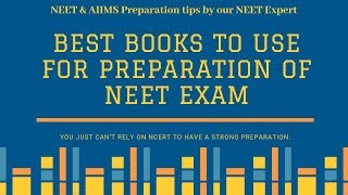 Which Are The Best books for NEET Preparation? - NEET & AIIMS Preparation Tips by KG sir