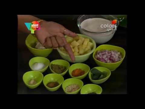 Rasoi Show - 29th April 2017 - રસોઈ શોવ