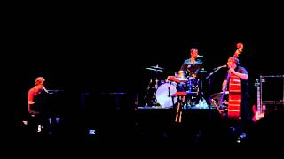 Ben Folds Five - Thank You for Breaking My Heart (live debut) - 10/3/2012 - Indianapolis, IN