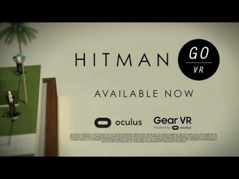 Hitman GO: VR Edition - Launch Trailer thumbnail