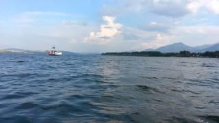 Výletnícka loď na Mare