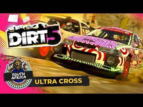 Du gameplay en direct de Cape-Town pour DiRT 5 de DiRT 5